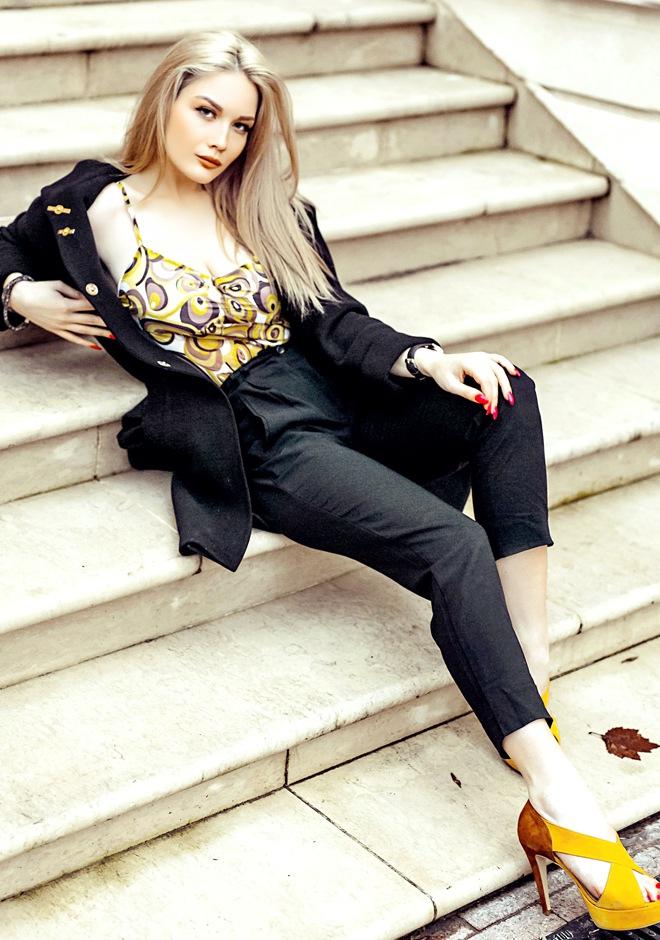 Alexandra from Moldova